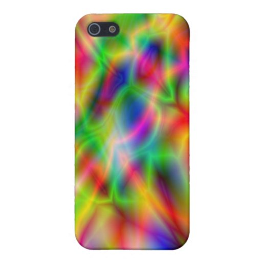 Colorful Abstraction iPhone 4/4S Speck Case Cover For iPhone 5