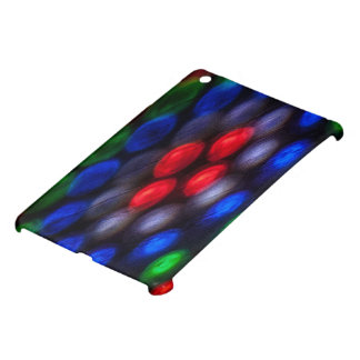 Colorful Abstraction of Light Case For The iPad Mini