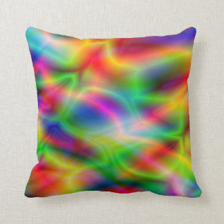 Colorful abstraction Pillows