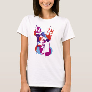 Colorful abstraction T-Shirt