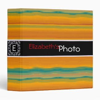 Colorful Acrylic Abstract Album Photo Binder