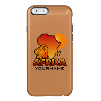 Colorful AFRICA custom cases