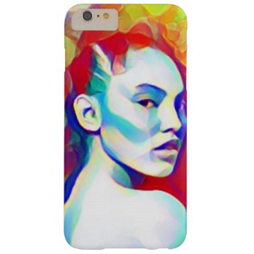 Colorful Afro iPhone 6/6s Plus Case