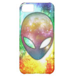 Colorful Alien Case For iPhone 5C