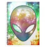 Colorful Alien Journal