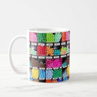 Colorful and Bright Marker Display Coffee Mug