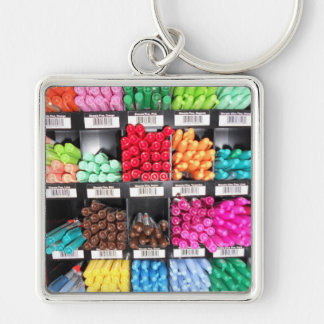 Colorful and Bright Marker Display Keychain