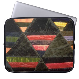 Colorful and eye catching computer sleeve