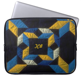 Colorful and eye catching laptop sleeve