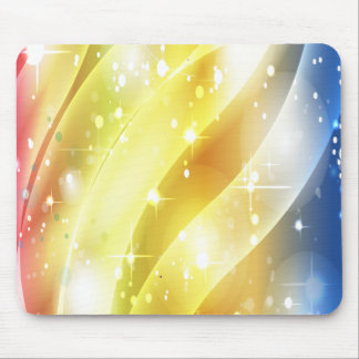Colorful and Gorgeous Rainbow Mouse Pad