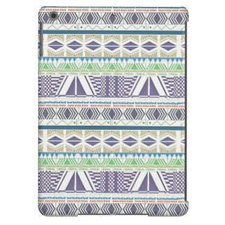 Colorful and Unique Aztec Art iPad Air Case