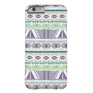 Colorful and Unique Aztec Art iPhone 6 case