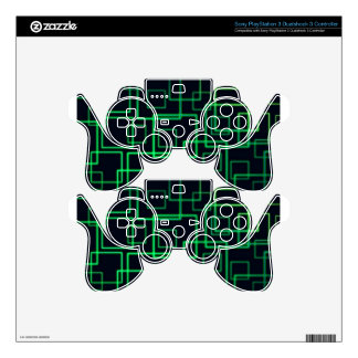 Colorful And Unique Skin For PS3 Controller