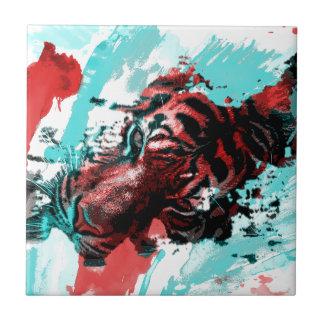 Colorful Animal Tiger Ceramic Tile