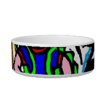 Colorful Animated(Ghoo)-Pet bowl
