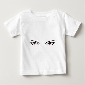 Colorful anime eyes baby T-Shirt