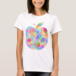 Colorful Apple T-Shirt