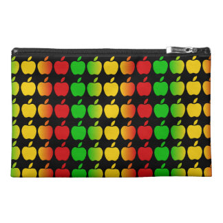 Colorful Apples accessory bag