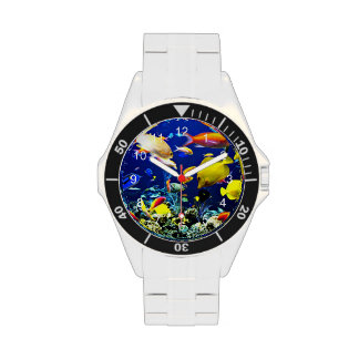 Colorful Aquatic Life Watches