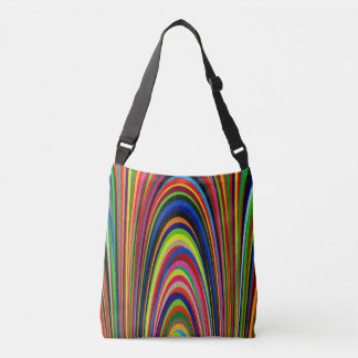 Colorful Arches Crossbody Bag