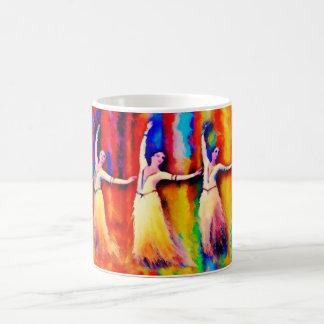 Colorful Armenian Dancers mug 1