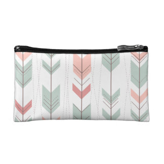 Colorful Arrows Pattern Makeup Bag
