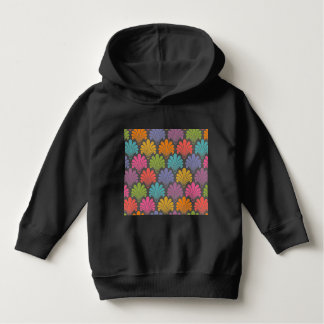 colorful,art deco,vintage,fan,pattern,girly,beauti hoodie