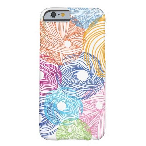 Colorful art illustration case iPhone 6 case