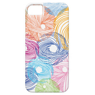 Colorful art illustration case