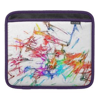Colorful Art iPad Sleeve