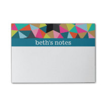 Colorful Art Post-it Notes