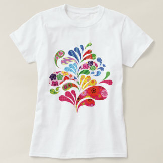 Colorful Art T-Shirt
