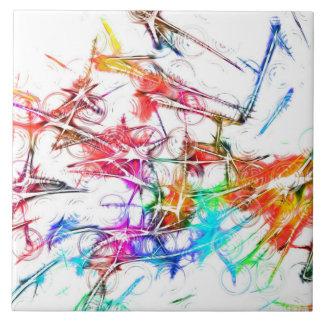 Colorful Art Tiles