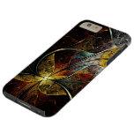 Colorful Artistic Fractal Tough iPhone 6 Plus Case