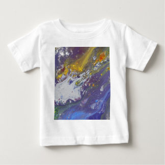 Colorful Asteroid Baby T-Shirt