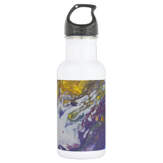 Colorful Asteroid Stainless Steel Water Bottle