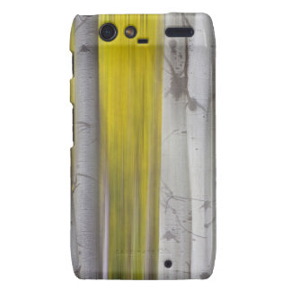 Colorful Autumn Aspen Tree Colonies Dreaming Droid RAZR Cases