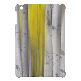 Colorful Autumn Aspen Tree Colonies Dreaming iPad Mini Cases