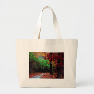 Colorful Autumn Day Bags