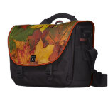 Colorful Autumn Leaves Commuter Bags