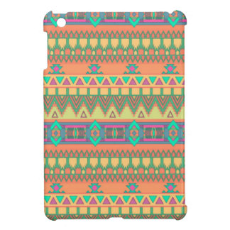 Colorful Aztec Pattern Cover For The iPad Mini