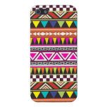 Colorful Aztec Tribal Pattern iPhone 5/5S Covers