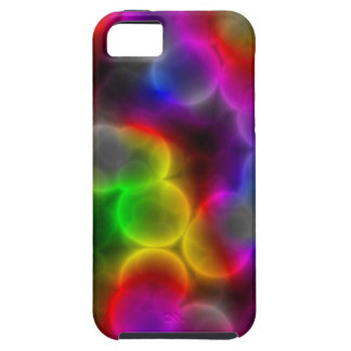 Colorful bacteria iPhone SE/5/5s case
