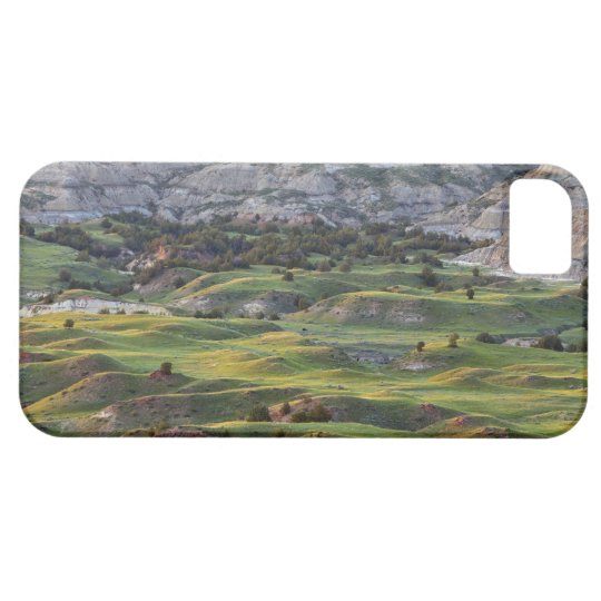 Colorful badlands from Buck Hill overlook in iPhone SE/5/5s Case