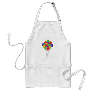 Colorful Balloons Aprons