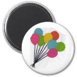 colorful balloons(kkincade12) refrigerator magnets