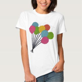 colorful balloons(kkincade12) shirt