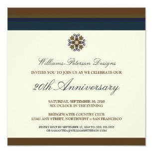 corporate event invitations zazzle