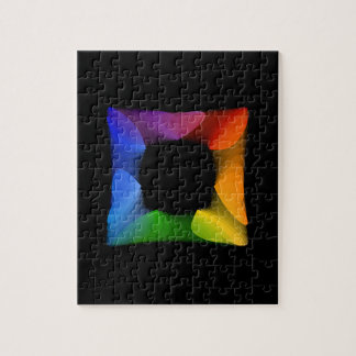 Colorful banner jigsaw puzzle