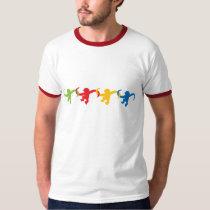 Colorful - Barrel Full of Monkeys T-Shirt